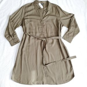 Joe Fresh/ Green Dress/ Size 2X